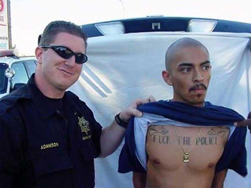 Tattooed tough guy fails to pleasure mea melone 8
