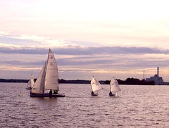 Wind in the sails (Nin) Tags: vsters segelbt augusti mywinners