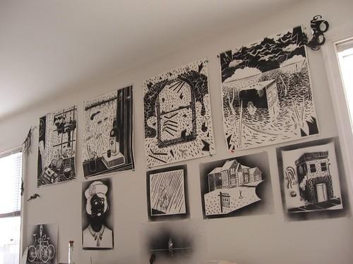 IMG_8815 Joe Boruchow's studio