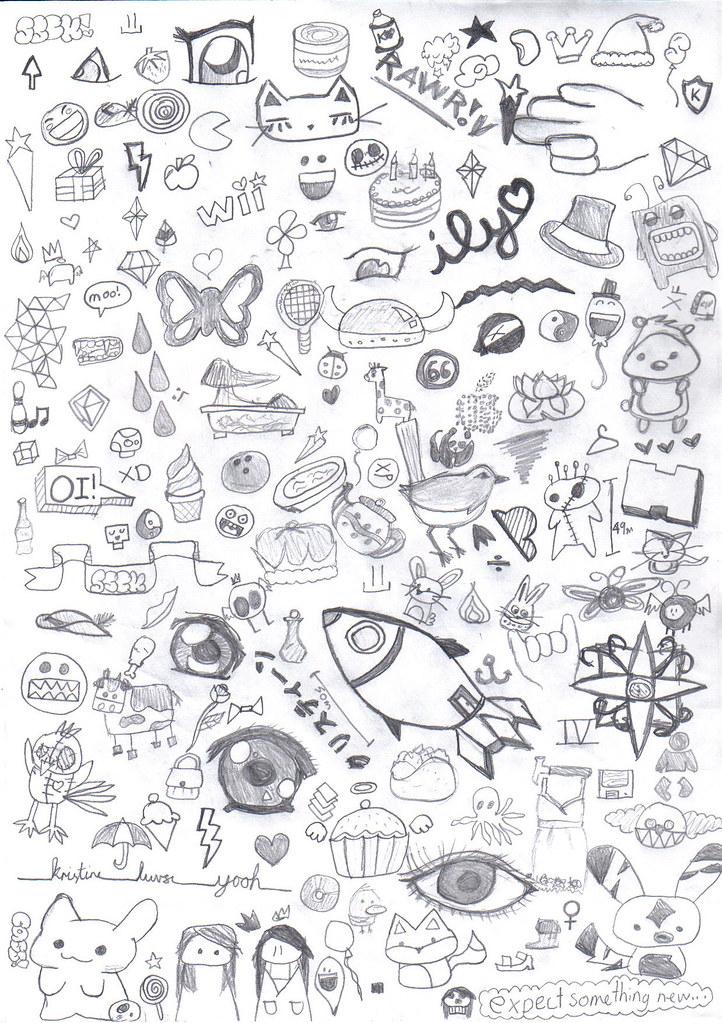 Random Easy Drawings Ideas
