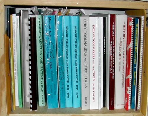 stan's bookshelf