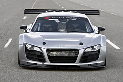 GT3-Spec Audi R8 LMS .m