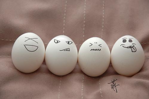 蛋頭家族 - 喜怒哀樂
