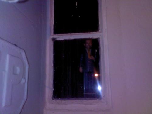 Spooky Hidden Window
