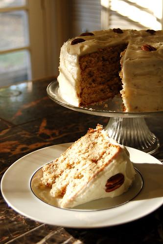 Mmmmm, cake...