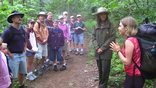 Figgy Explains Our Thru-Hike