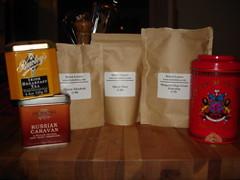 Tea order