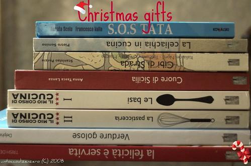Christmas gifts...