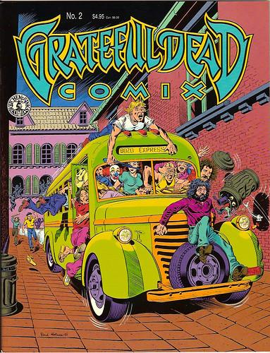 Grateful Dead Comix 2