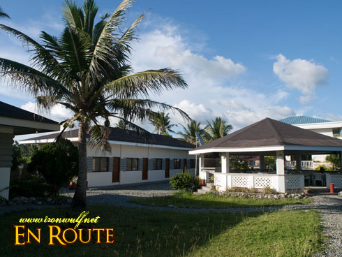 Club Marinduque Pavillion and rooms