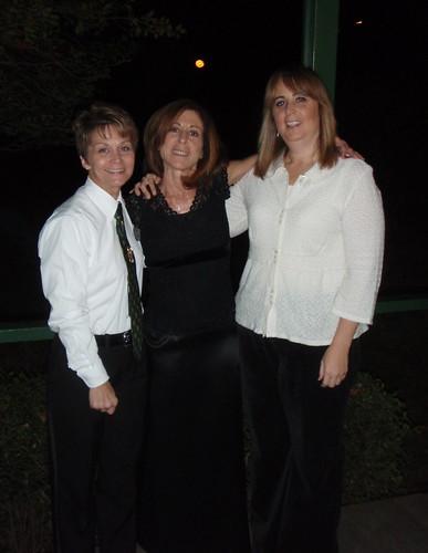 Paula, Julia and Mary
