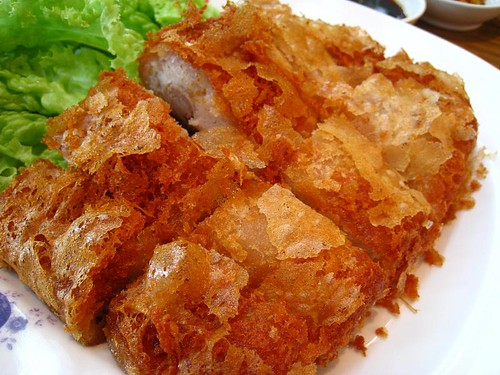 Deep-Fried Duck with Yam, Pu Tien Kitchen