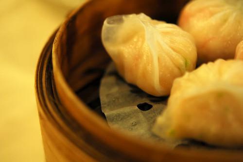 Har Gow (Steamed prawn dumpling) - DSC_9309