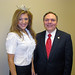 IMG_8333 Jessica Nixon Miss Johnson City At Reception And Christmas Open House For Congressman David Davis