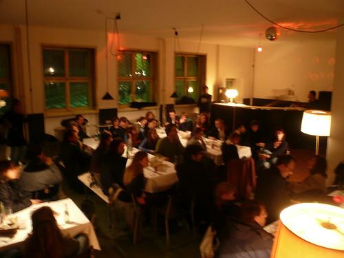 Stadtsalon 23 - Frankfurt verliert seine Kreativen  bei Atelierfrankfurt
