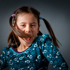 Ari 2 (NicOh) Tags: portrait game eye kid child play enfant amilygetty2010