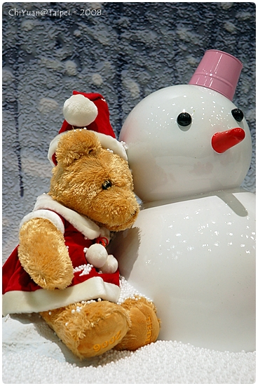 泰迪熊博覽會(聖誕熊)01
