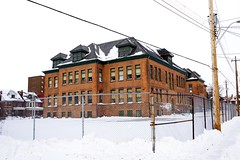 Stinson School (Metro Tiff) Tags: city school ontario canada building public architecture education hamilton books historic learn stinson hfg