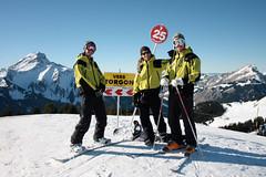 TSS (WASABIdesign) Tags: winter friends mountain snow alps green sport switzerland swiss foundation wasabi ecological valais torgon wasabidesign samanthaschmidt