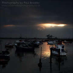 Scene from South Gare (V) (ScudMonkey) Tags: canon landscape boats explore squareformat teesside contrejour rivertees southgare teesmouth 40d paddyshole paulbradley