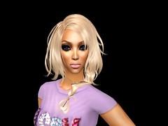 My best sim Vanessa