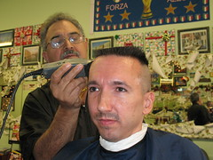 Step 8 (Flat Top Jeff) Tags: usa haircut hair buzz newjersey whitewalls jarhead nj barbershop barber shorthair hnt mustache buzzcut shorn 2008 buzzed crewcut flattop clippers razor straightrazor highntight highandtight skinned barberchair landingstrip andis flattie butchwax electricclippers hntflattop barbercape highandtightflattop shavedsides highntightflattop brushtop clipperblade clipperovercomb flatastic flatbulous flatteringflattie flattopjeff flattopportunity hotlather italianbarbershop shavedhntflattop shavedhighandtightflattop