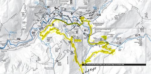 Planned Yosemite Trails