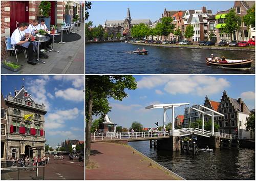 Haarlem • Spaarne by Marcel van Gunst