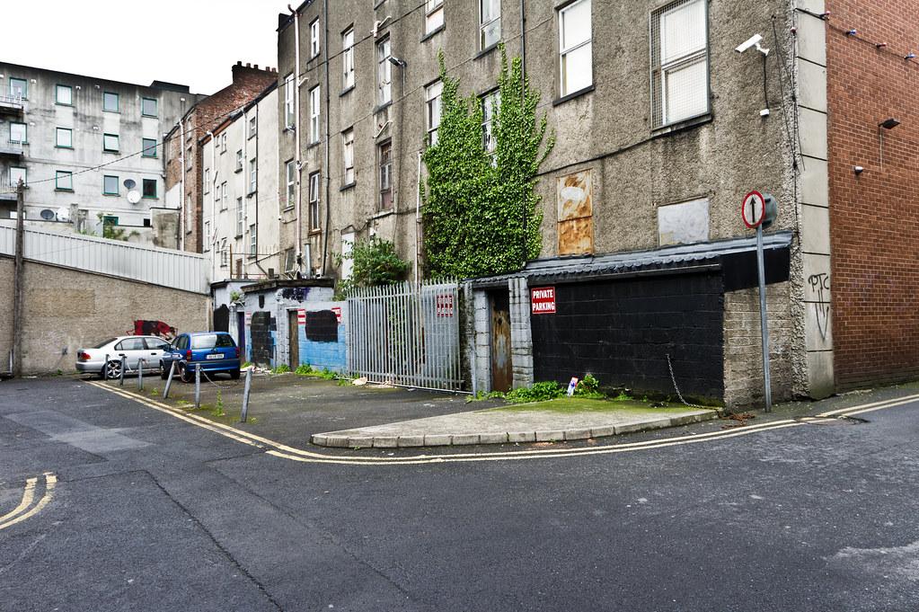 Limerick - Denmark street Area