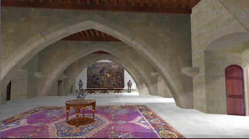 Salón Gótico