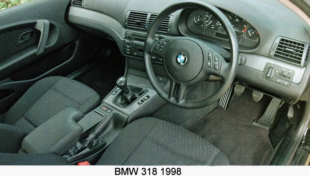 bmw318 cardashboards