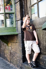 Kegan & The Elder Wand