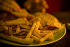 yummy food @ the friendly toast (tommyvon) Tags: new food toast nh hampshire fries friendly portsmouth seacoast 40d