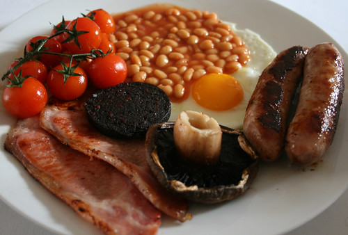 Full English Breakfast 1