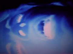 Radiographie du plaisir bleu (parfati) Tags: blue woman art sex azul mujer arte orgasm femme joy sexo bleu plaisir pleasure placer orgasmo sexe orgasme jouissance