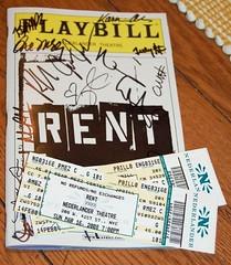 I finally saw Rent...