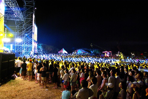 Crowd at Spring Wave 2008
