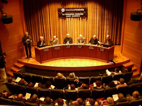 Declaració del 18 d'abril de 2008 Jornada de reivindicació de la Vegueria Penedès