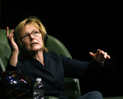actress jane curtin in the
