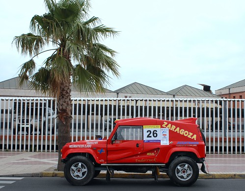 VII Enduro 4x4 ciudad de Melilla-Trofeo Hyundai 108