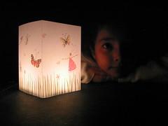 A caixa de Luz