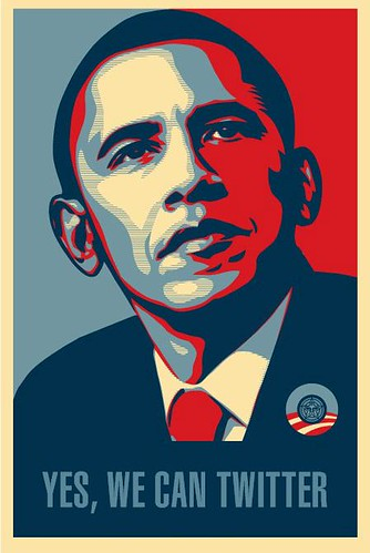 Barack Obama @ Twitter