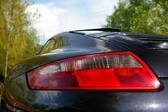 Porsche 997 Carrera 4S (Philip VdV) Tags: black canon eos 350d belgium 911 s porsche rebelxt 1855 polarizer zwart nero schwarz 4s basalt carrera psm 997 carspotting philipvdv philipvandevondel