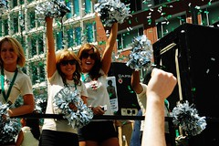 Boston Celtics Rolling Rally 2008