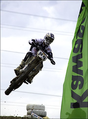 motocross (natalie.kunz) Tags: sports fun fly crazy motocross muddy kawasaki aichwald
