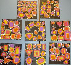NAIDOC artwork from SCHC @ Penrith PS