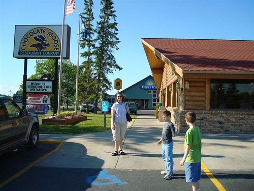Chocolate Moose Restaurant Company