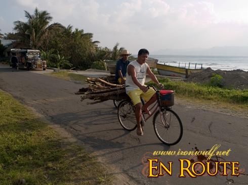 Ivatan biking locals