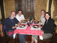 """Dining in Mansilla de las Mulas • <a style=""""font-size:0.8em;"""" href=""""http://www.flickr.com/photos/48277923@N00/2622132113/"""" target=""""_blank"""">View on Flickr</a>"""