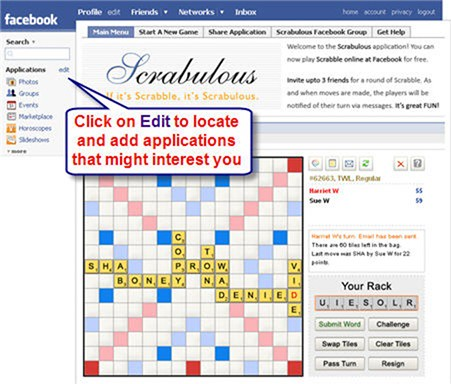 Scrabble Shows Up Late To The Facebook Party